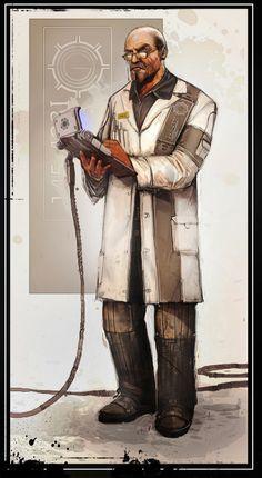 Dr. Thomas Caine