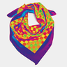 Rainbow Scarf of the Traveler