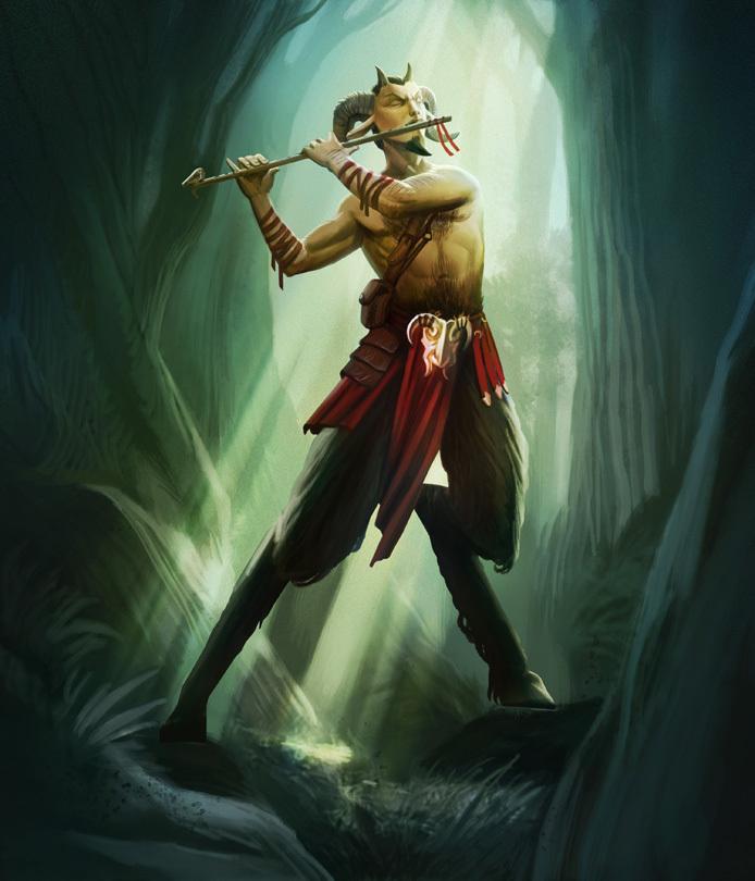 Nimble The Satyr