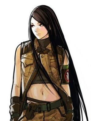 Kamiyari Takeko