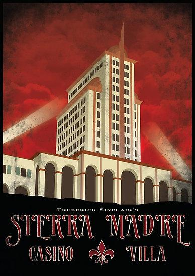 * Sierra Madre Casino & Villa