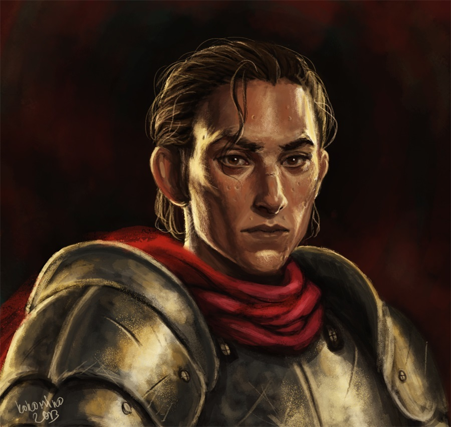 Ser Rhodric of Winterfell