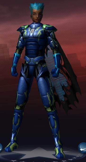 Dr. Xavier Prometheus