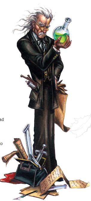 Dr Malthorn