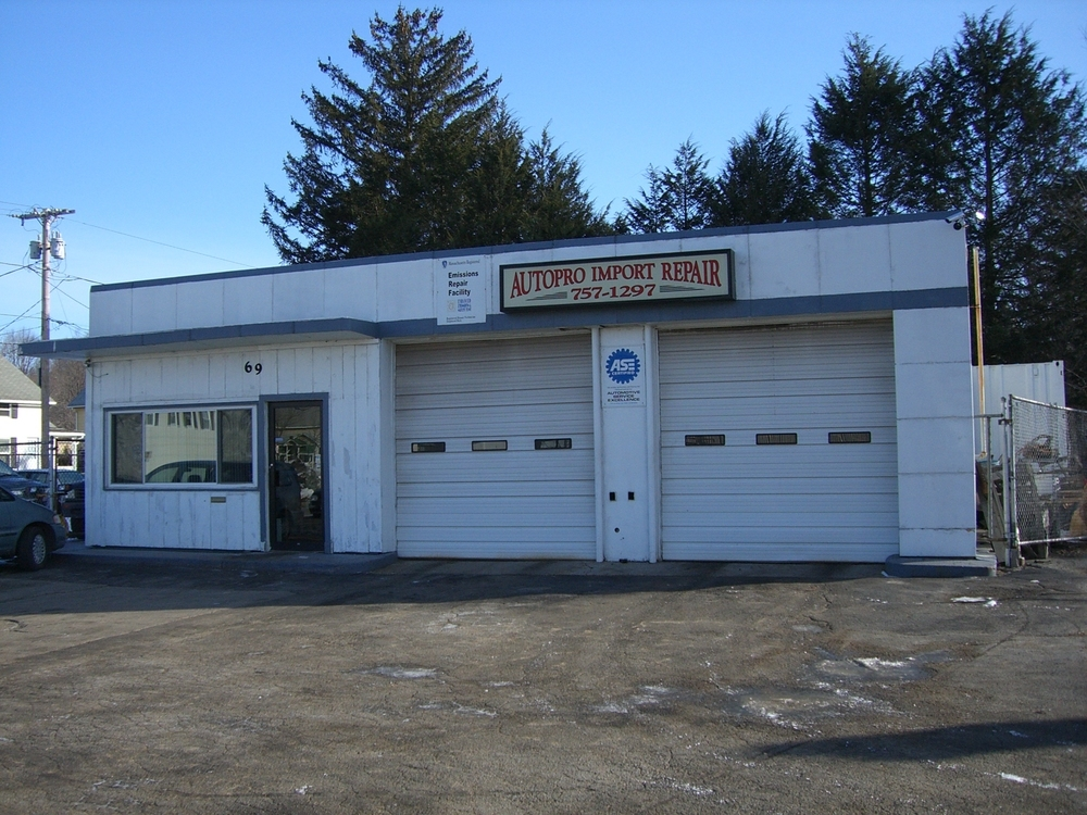 Larry's Body Shop