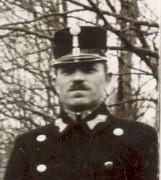 Budapesti rendőr