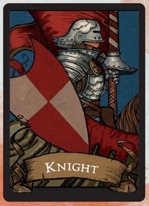 The Deck of Many Things: Knight
