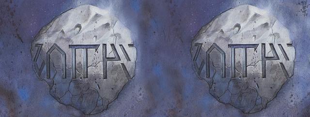 Sending Stones (pair)