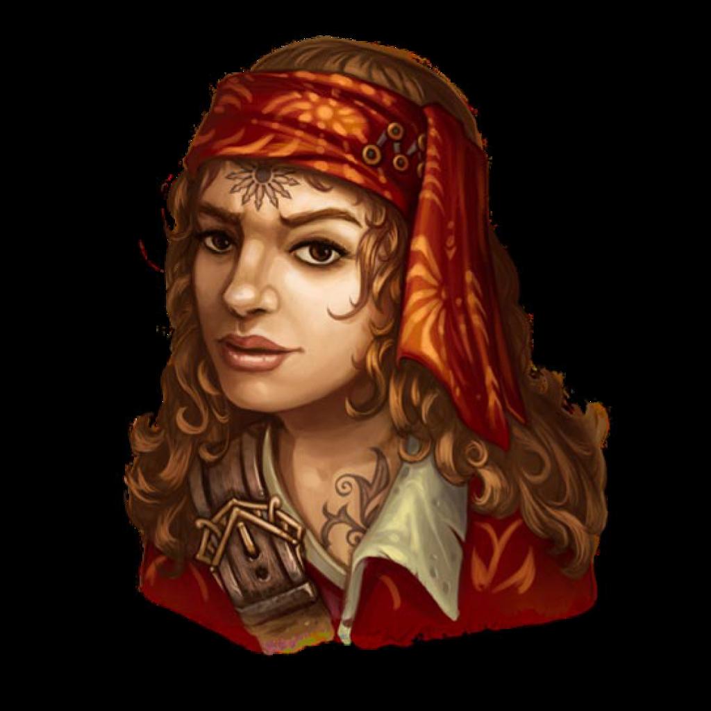 Captain Kassata Lewyn