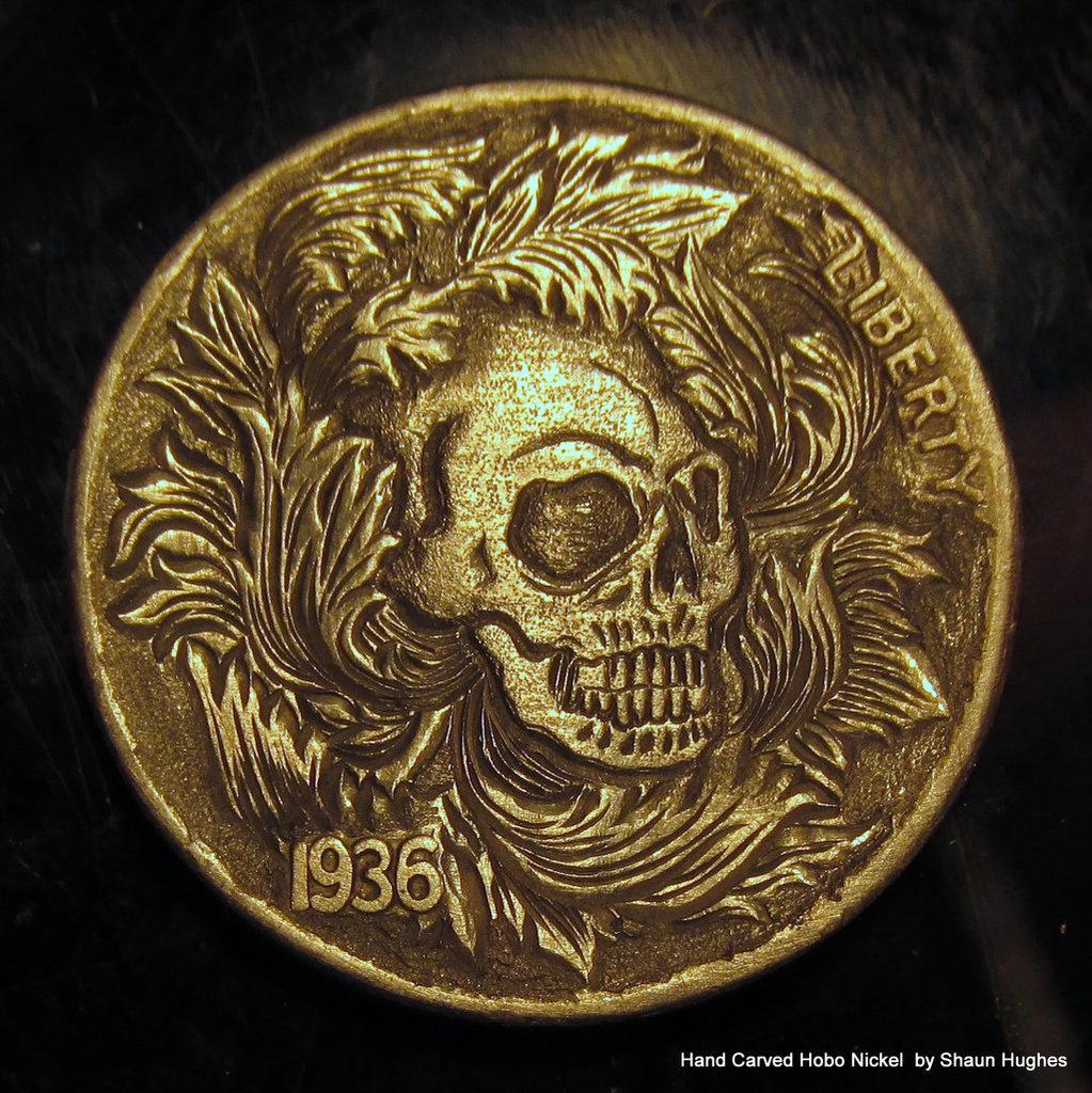 Skull Sigil Coin