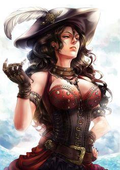 Reave-Captain Coronnia