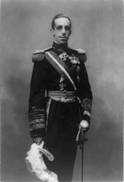 Baron Porucznik Elasar Domenico Avila de Aragon