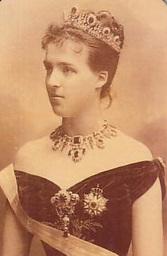 Baronowa Blanka Avila de Aragon - z domu Castellon