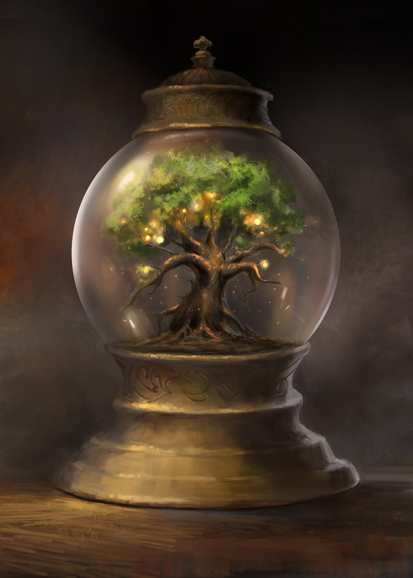 Tree Of Sylvanas