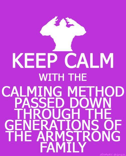 Conrad 'Damnit' Armstrong