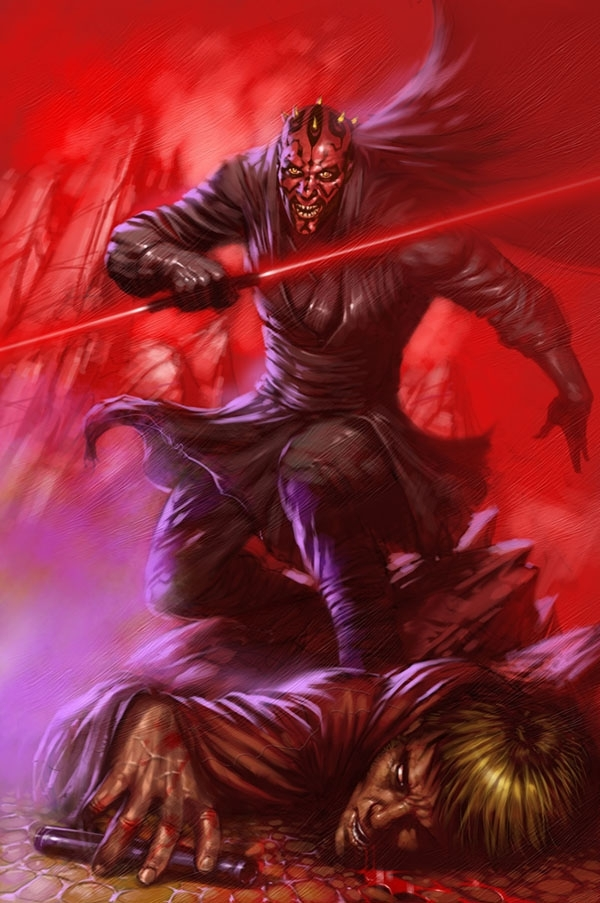 Darth Maul (Deceased)