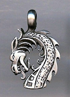 Dragon's Head Pendant