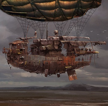 Vehicle: Airship