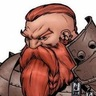 "Argyle Ulfhræfen ""Iron Beard"""