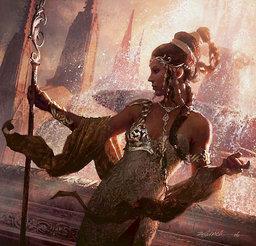 Sorcerer-Queen Abalach-Re