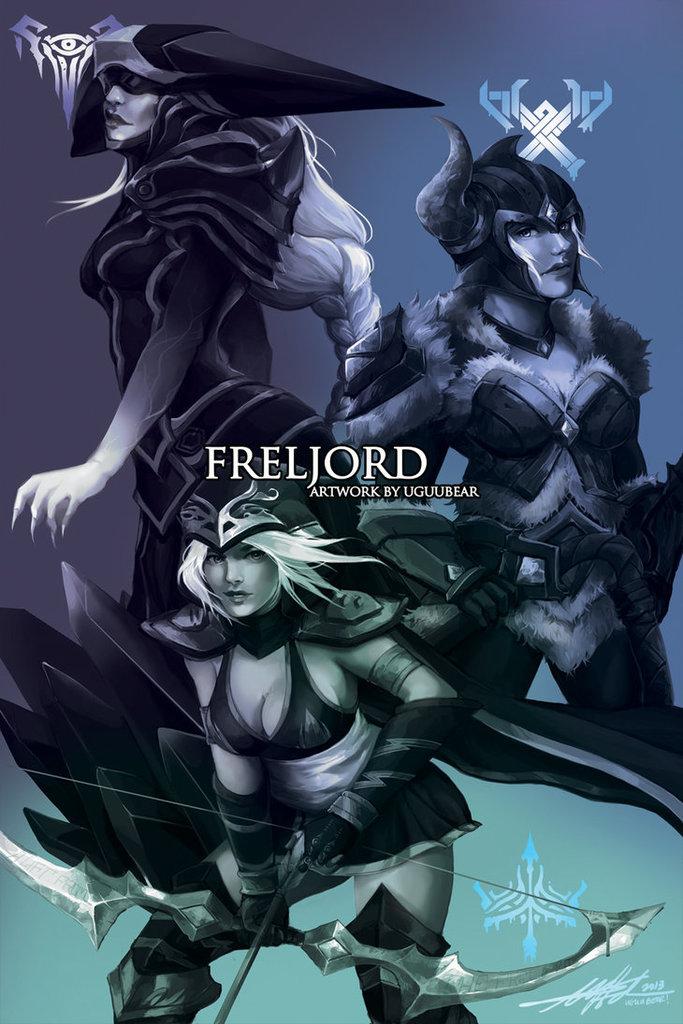 Las hermanas de Freljord