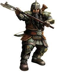 Rorauk Fyrforg, Ranger Captain, Stahlheim Army Captain, White Silver Wolves Captain; Legios Hero