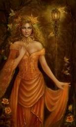 Seraia, the Golden Mistress