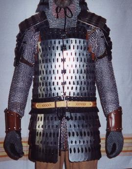 Battleforged Armor (Steel +1)