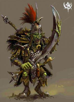 Les Gobelins de la tribu du Nez Cassé