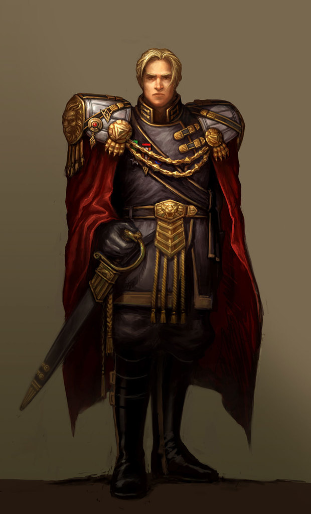 Rogue Trader Fortunus Talowia