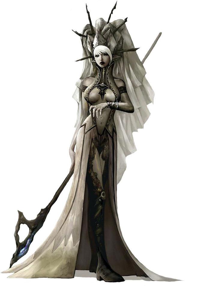 Empress Mythardia Lo'kin