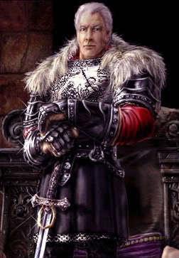 King Garrot Steadwin
