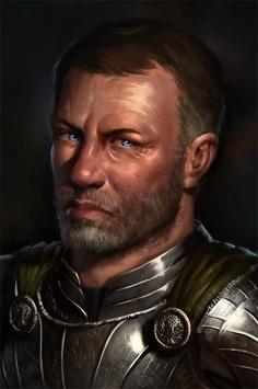 High Captain Dargon Whiteshield