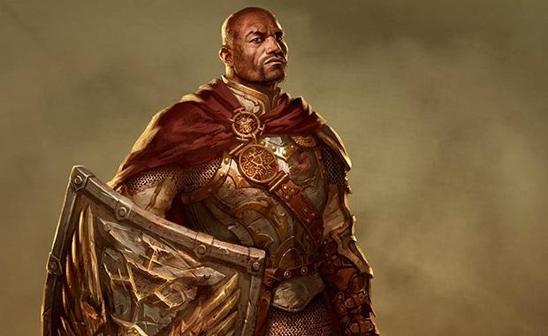 Commander Burell