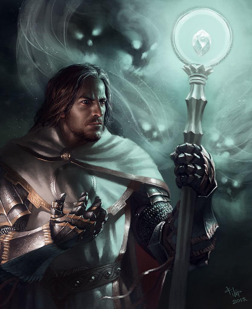 Kaldar, The Salvation.