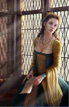 Lady Oriana Parsall