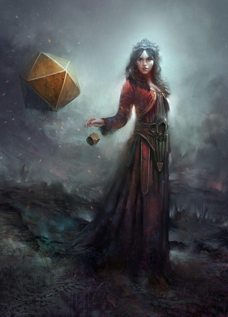 Sorana, Goddess of Life and Death