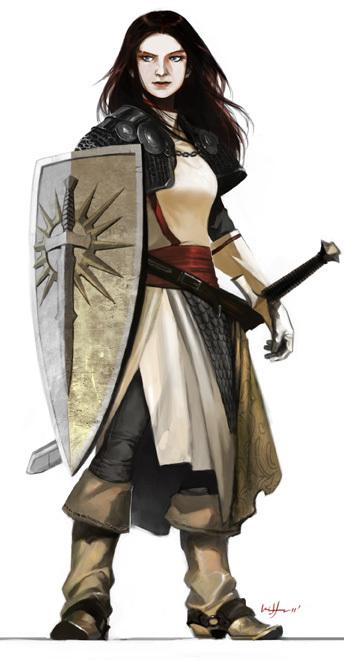 Arlana, Baroness Mawhold