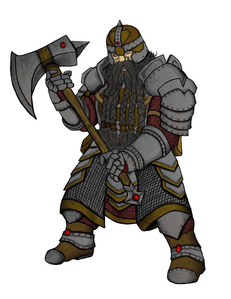 Galladar Duskhammer