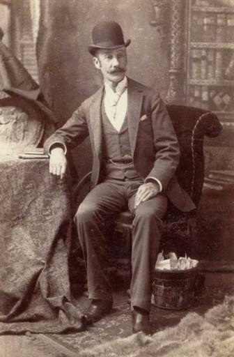 Sir Reginald Von Reydun
