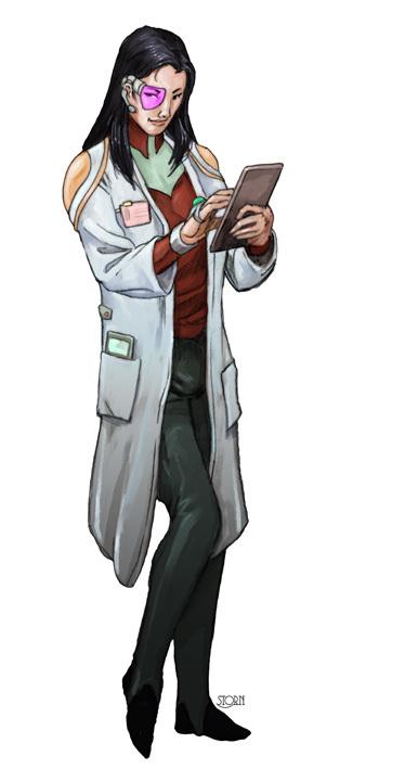 Dr. Quinn Vander