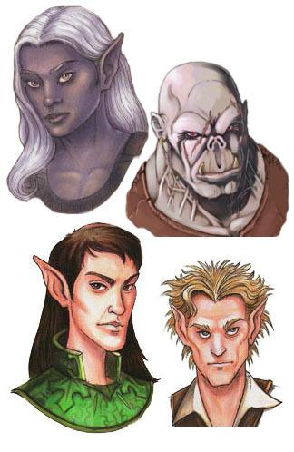 The Striders of Fharlanghn