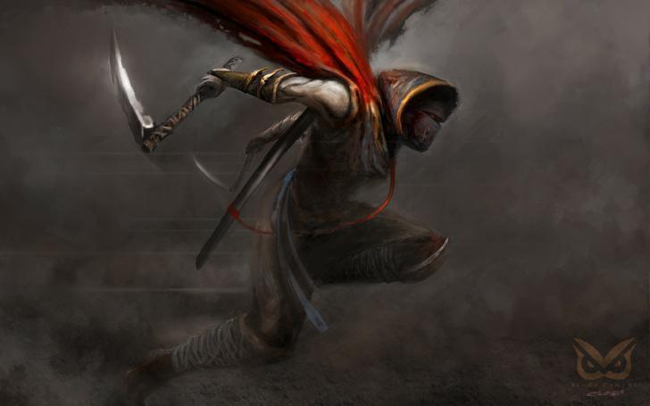 Schwerter der Dunklen Bruderschaft