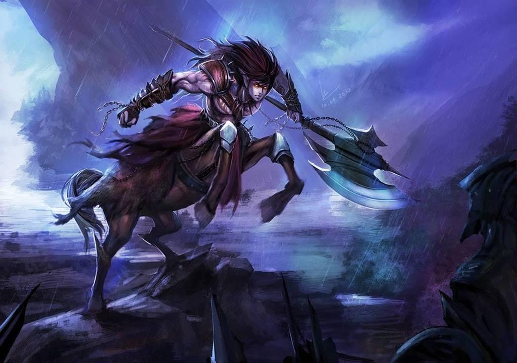 Remus the Centaur
