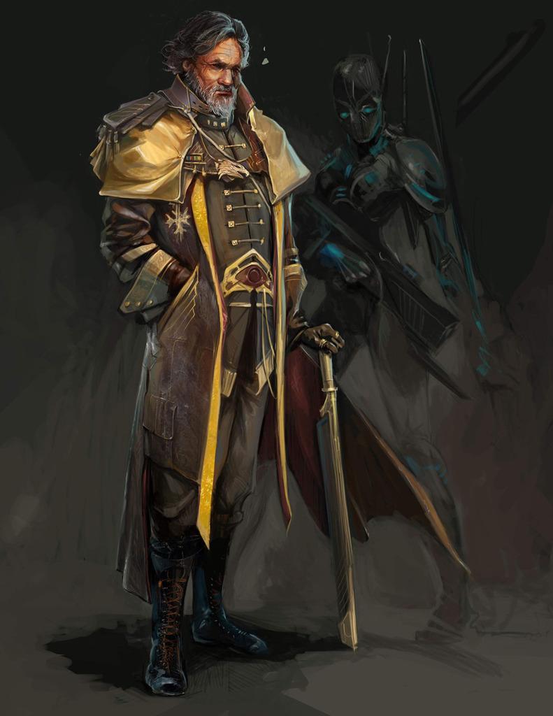 3. Inquisitor Dell Yearborne