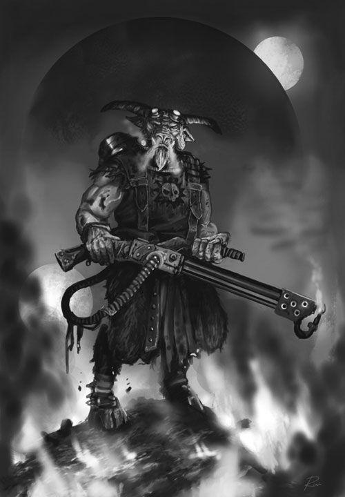 1.f Trooper Gargron Hrrtfngrrr
