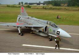 JA-37 Viggen