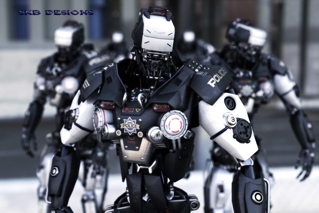 NPS Gearmen Police