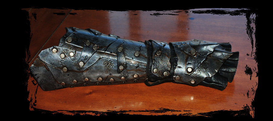 Lesser Bracers of the Shield Mates