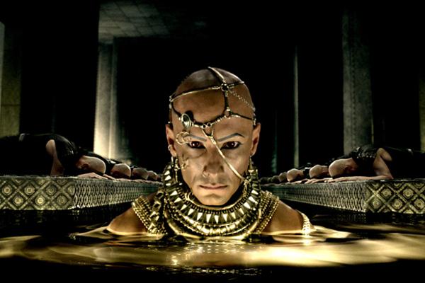 Xerchanas the God King